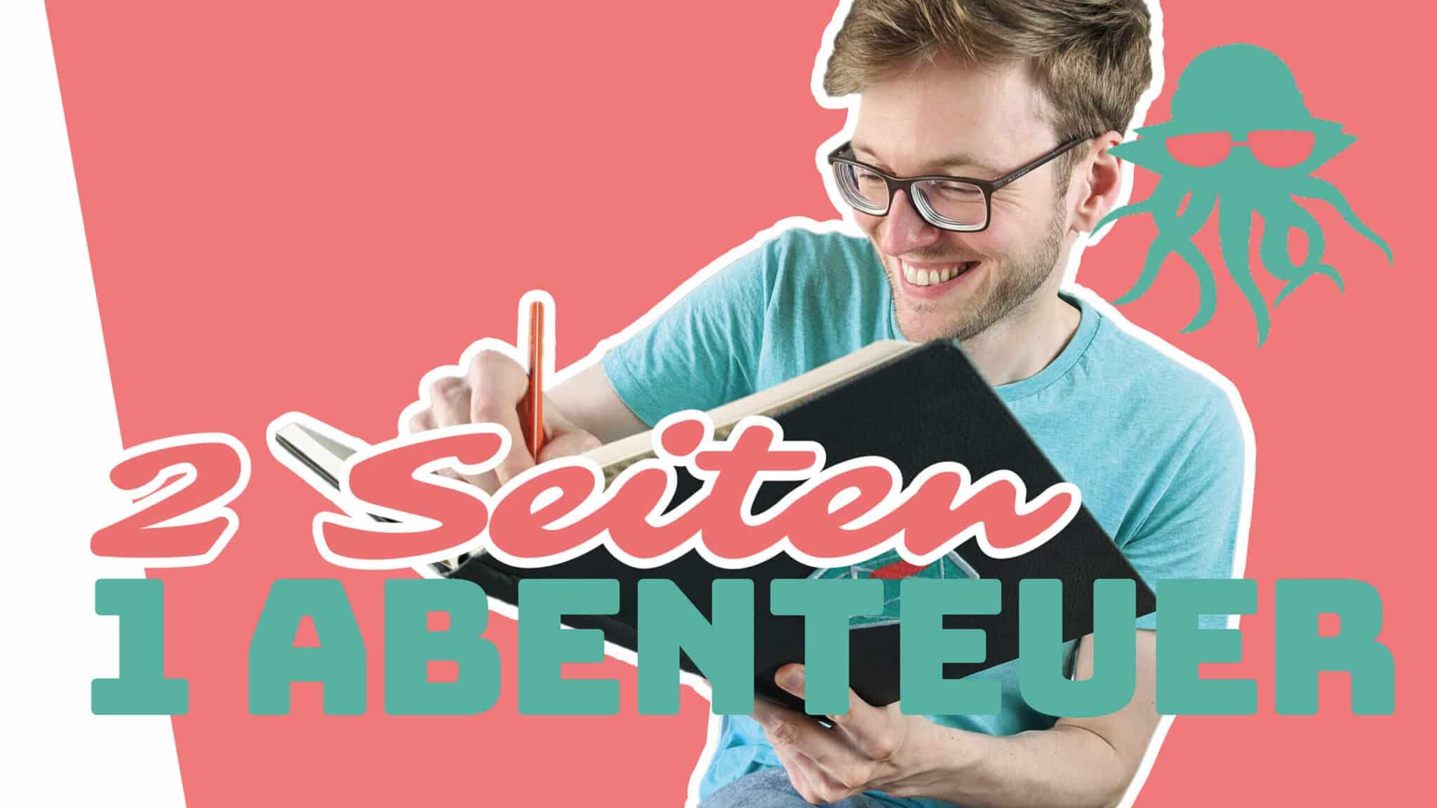 Pen & Paper Abenteuer selber schreiben? Starte hier!