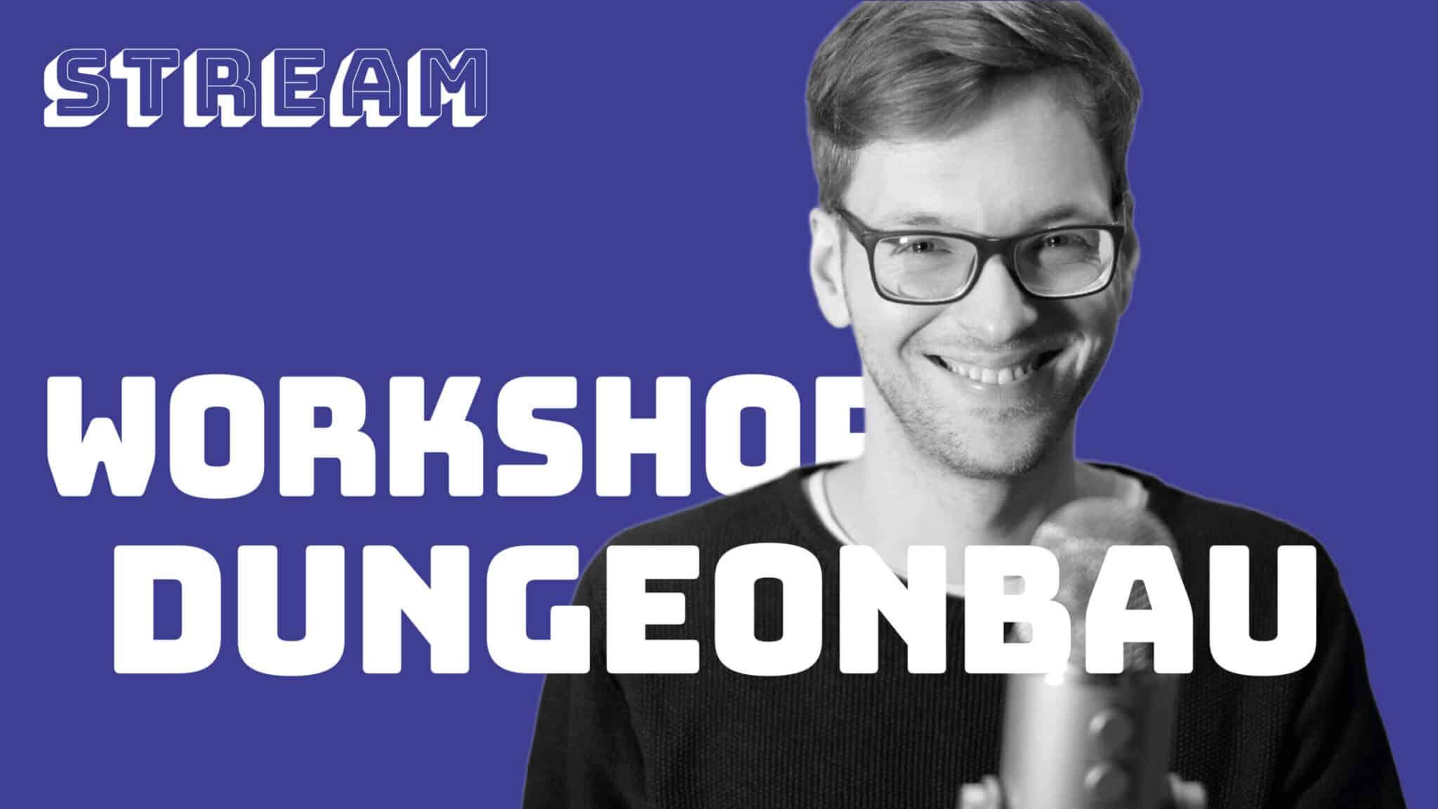 Stream: Dungeons erstellen? Ein Beispiel aus Kreisen und PowerPoint